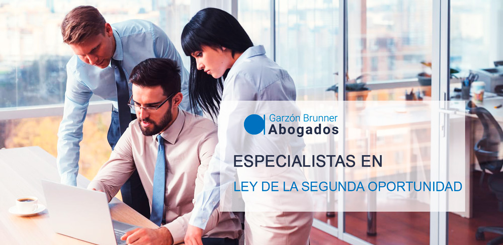 Ley segunda oportunidad Madrid